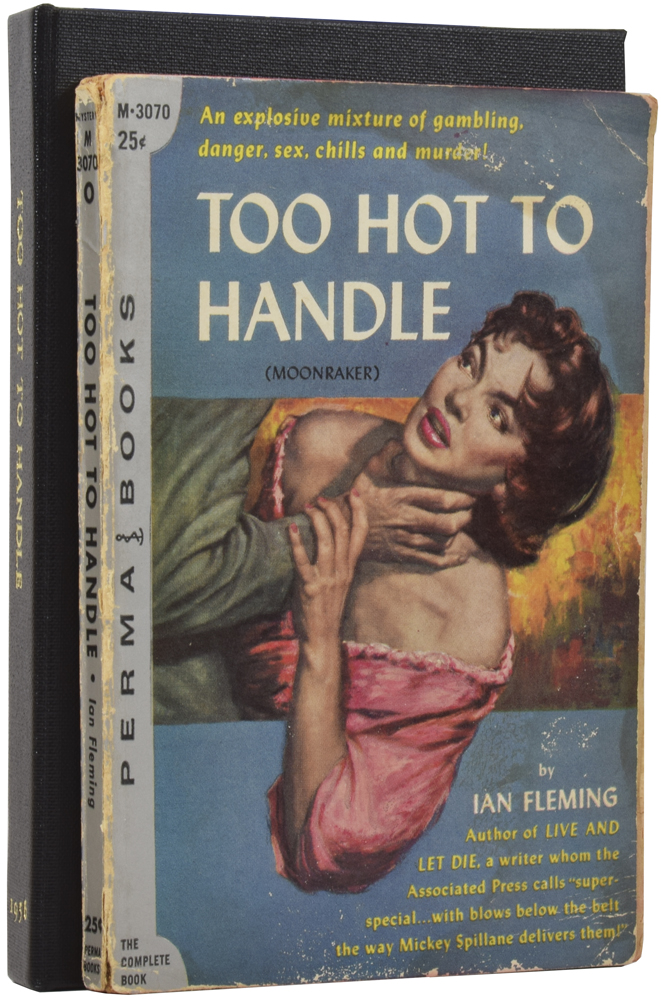 Too Hot to Handle (Moonraker). Ian Lancaster FLEMING.