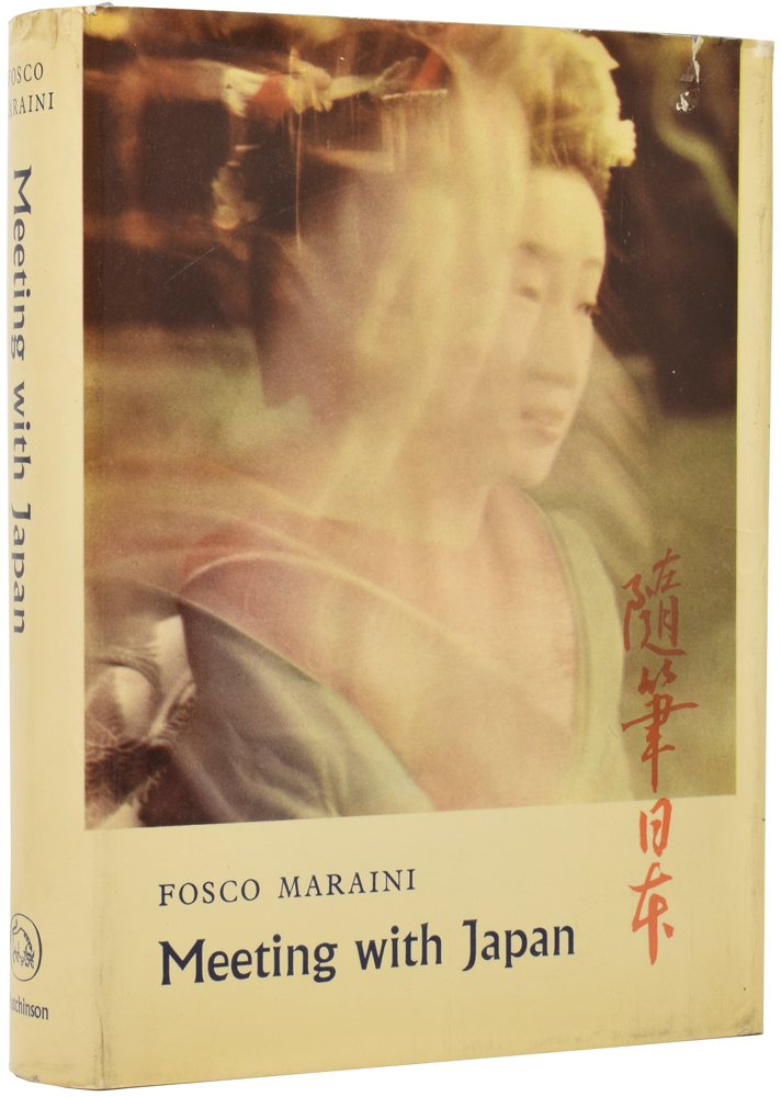 Meeting With Japan. Fosco MARAINI.