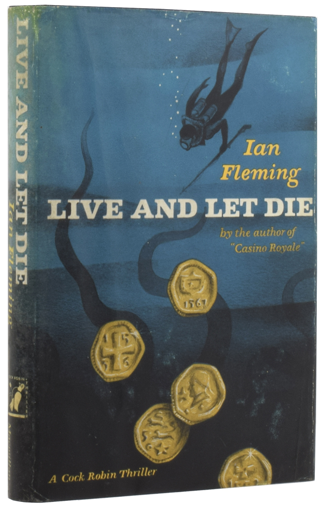 Live and Let Die. Ian Lancaster FLEMING.