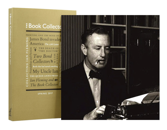 The Book Collector: Ian Fleming and Book Collecting [a special issue]. Edited by James Fergusson; Consultant Editor, Nicolas Barker. BIBLIOGRAPHY, Authors, Fergus Fleming James Fleming, Jon Gilbert, John Cork.