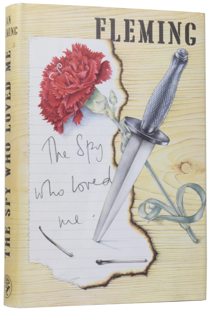The Spy Who Loved Me. Ian Lancaster FLEMING.