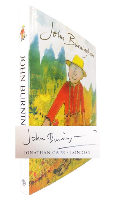 John Burningham. John BURNINGHAM, Maurice SENDAK, foreword, Brian ALDERSON, introduction.