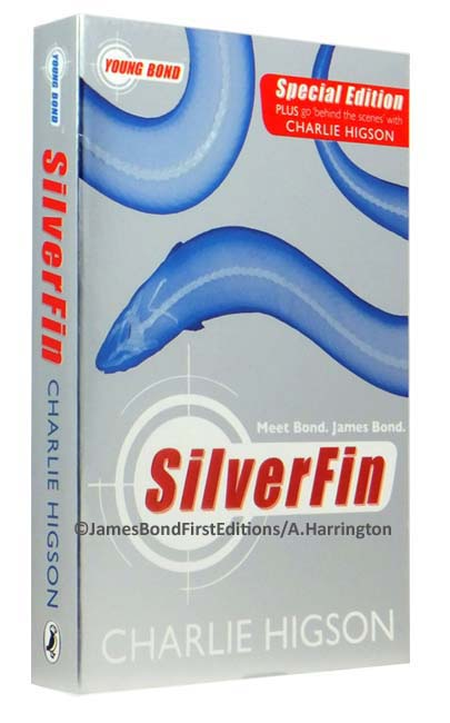 SilverFin (Young James Bond series). Charlie HIGSON.