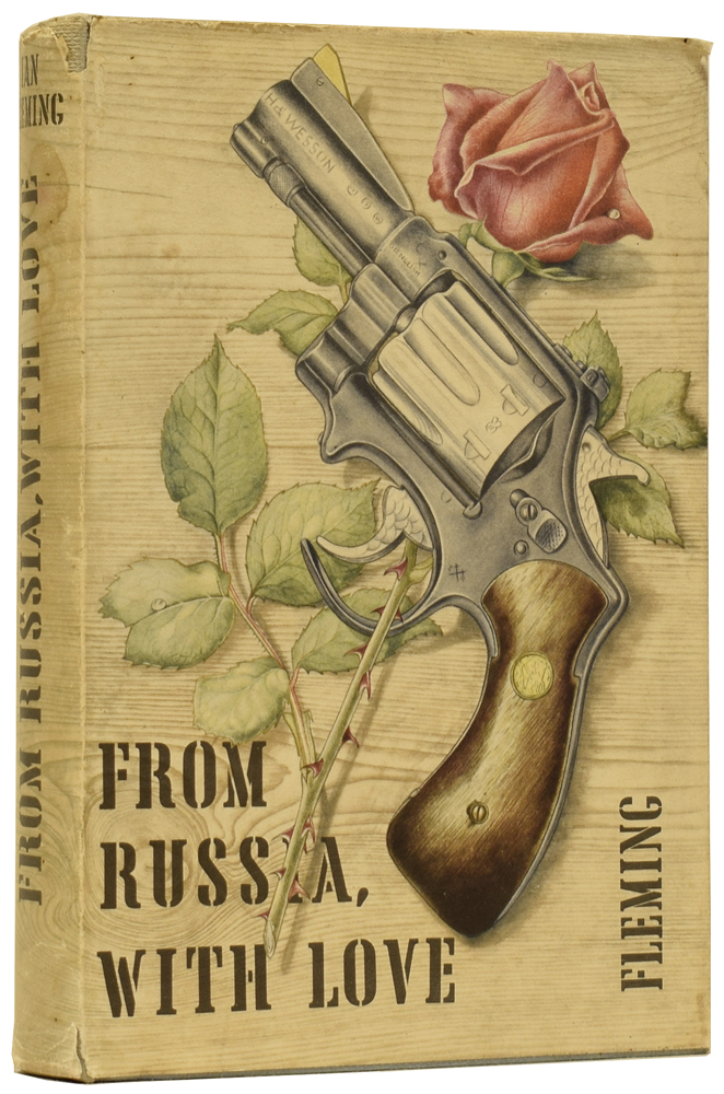 From Russia, With Love. Ian Lancaster FLEMING.