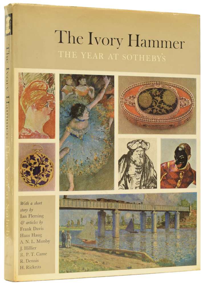 The Property of a Lady (a James Bond story) [THE IVORY HAMMER]. Ian Lancaster FLEMING.