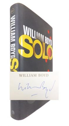 Solo [A James Bond Novel]. William BOYD, born 1952.