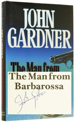 The Man From Barbarossa. John GARDNER