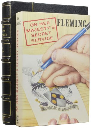 On Her Majesty's Secret Service. Ian Lancaster FLEMING