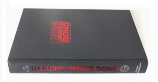 Ian Fleming and James Bond. Manuscripts in The Schøyen Collection Series 32. [Red]. Jon GILBERT,...