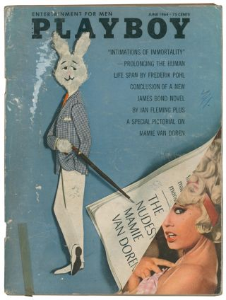You Only Live Twice. In 'Playboy' Magazine. April-June 1964.