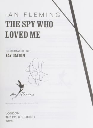 The Spy Who Loved Me.